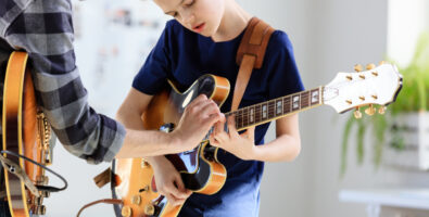 Guitar Lessons Near Me