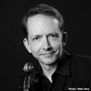 David Creswell Violin